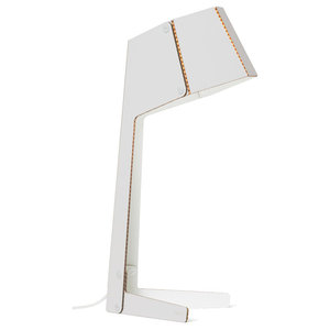 Andbros Model No 3 Table Lamp, White