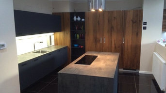 Completed Kitchens