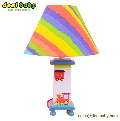 Amazing 7005 Colorful Baby Nursery Table Lamps   Kids Lamps