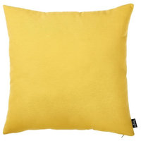 """Easy Care Yellow  Decorative Throw Pillow Cover Home Decor 20""""x20"""", 20""""x20"""""""