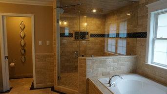 Swedesboro Master Bath with Steam Shower