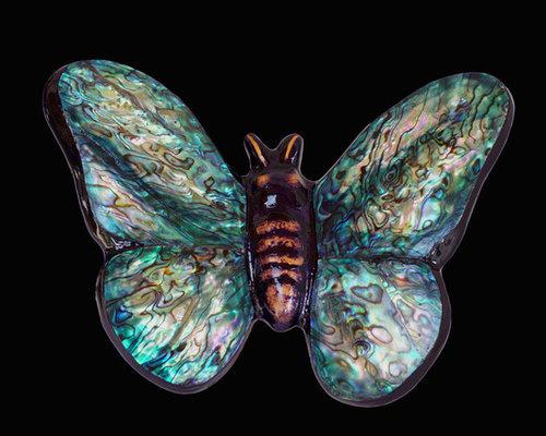 The Butterfly / le Papillon - Objet Décoratif et Figurine