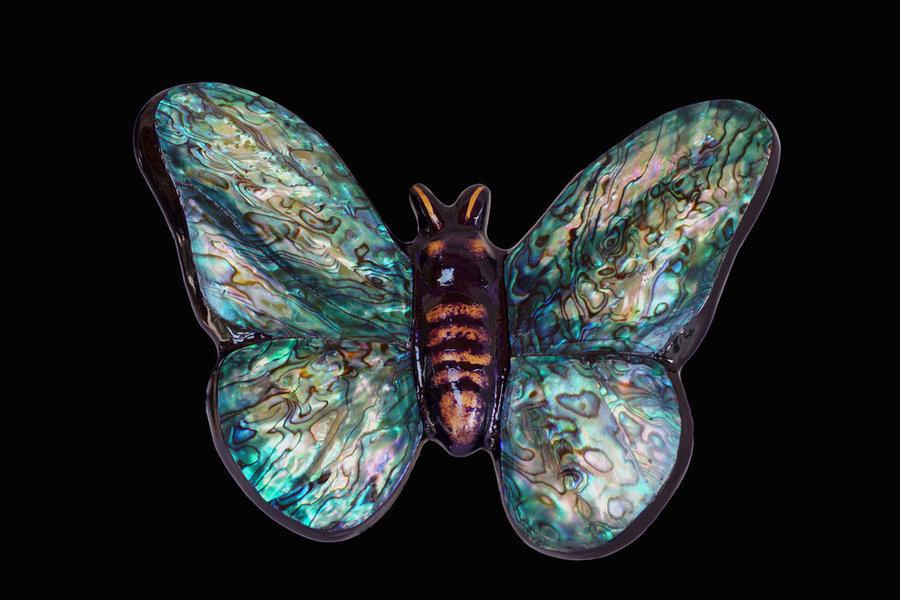 The Butterfly / le Papillon