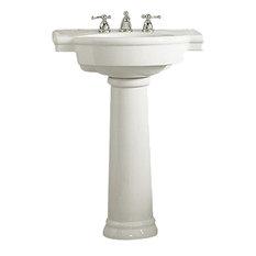 "American Standard, Bathroom Sink, 27""x20""x36"""