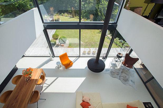 Modern  by BAU-WERK-STADT Architekten Thomas Bechtold