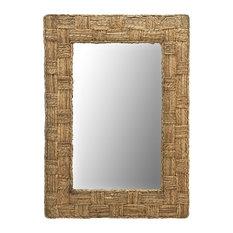 Bathroom Mirrors Hawaii tropical mirrors   houzz