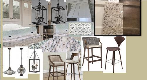 Kitchen Backsplash And Design Help