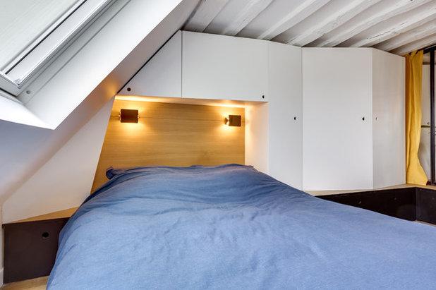 by Benoit Dufour Architecte