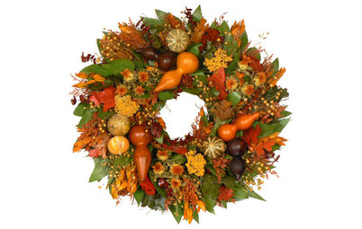 Guest Picks: Autumn Wreaths