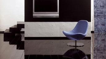 Elesgo Supergloss ES Black Laminate Flooring 772315