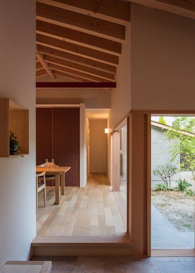 Architecture Zoom Sur L Habitat Japonais Contemporain