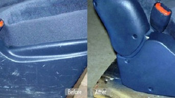 Leather Repair, Vinyl Restoration and Plastic Renewal Services in Manawatu, NZL