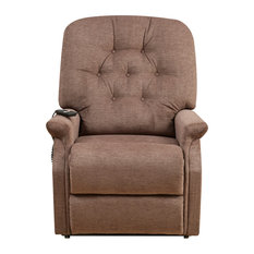 GwG Outlet - Right 2 Home Saville Brown Lift Chair in Brown Color - Lift Chairs