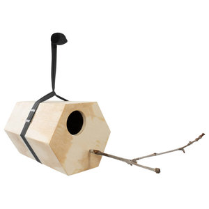 Utoopic Neighbirds Birdhouse by Andreu Carulla