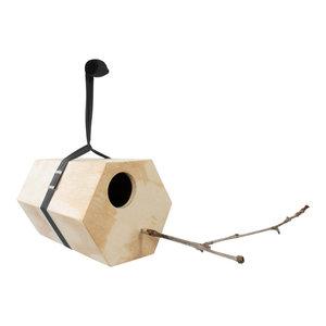 Utoopic Neighbirds Birdhouse by Andreu Carulla