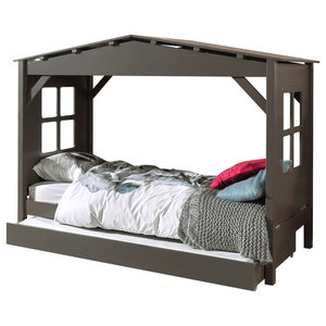 Pino Room Set, Taupe, Underbed