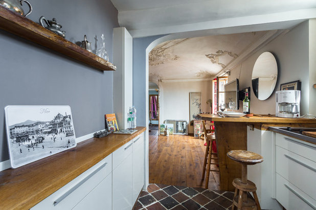 12 id es pour s 39 amuser avec des trompe l 39 il sur les murs de la maison. Black Bedroom Furniture Sets. Home Design Ideas