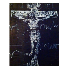 "Christian Art Jesus Christ Religious Art 16""x20"" by Matt Pecson"