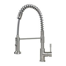 Coiled Kitchen Faucets Houzz