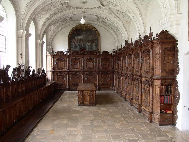 Klassisch Flur by Antique Parquet