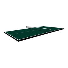 Martin Kilpatrick - Martin Kilpatrick Pool Table Conversion Top, Green - Game Tables