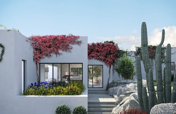 Rendering by Stefano Ghiretti architetto