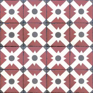 Celosia Wallpaper, Terracotta