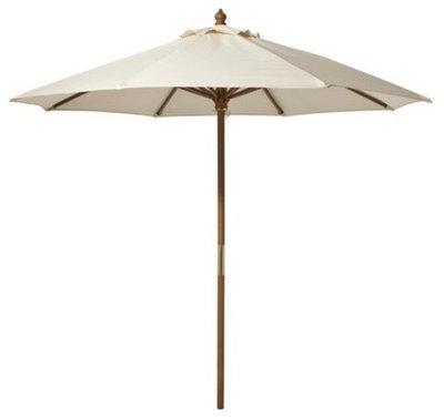 Great Contemporary Outdoor Umbrellas by Target