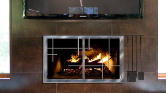 How we work with you to design your fireplace...