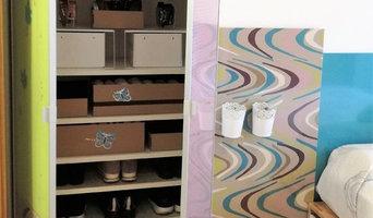 Orden y organización de un armario