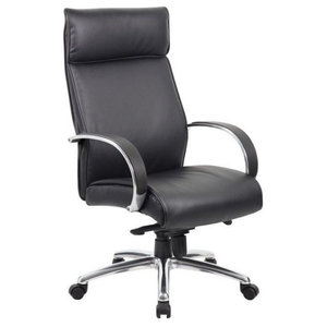 Incredible Highland Two Tone Leather Executive Chair Modern Office Pdpeps Interior Chair Design Pdpepsorg
