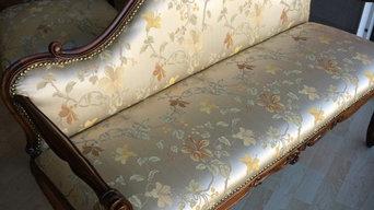 restauro divano
