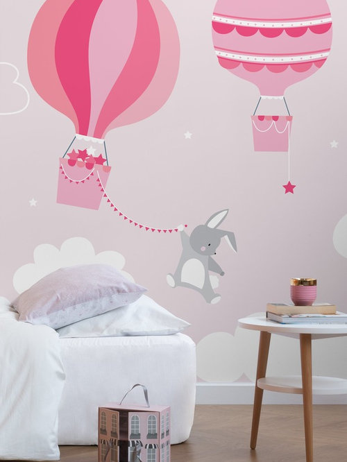 Adorable Nursery Ideas With A Pastel Pop Of Colour