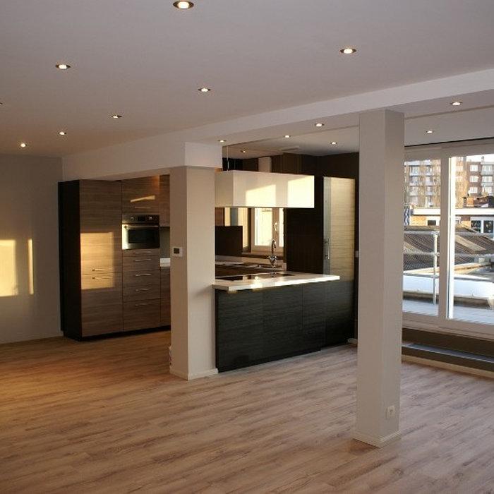 Rénovation Appartement Bruxelles / Woluwe-Saint-Lambert