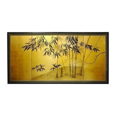 Gold Leaf Bamboo 24""
