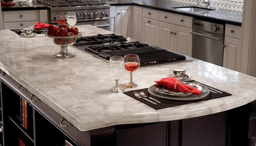 Why Choose A Manmade Quartz Product Over Natural Stone For Kitchen Countertops What Is The Difference And How Does It Affect Design Elements