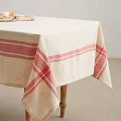 Bistro Tablecloth, Red