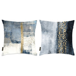 Contemporary Decorative Cushions by The Oliver Gal Artist Co.