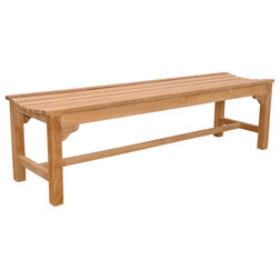 Craftsman Outdoor Benches by Tuff Hut