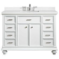 Awesome Traditional Bathroom Vanities And Sink Consoles by Vinnova