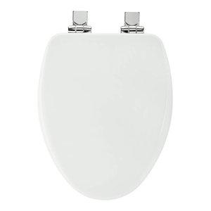 Miraculous Bemis 1500Ec 000 Lift Off Wood Elongated Toilet Seat Inzonedesignstudio Interior Chair Design Inzonedesignstudiocom