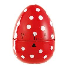 Eddingtons Dotty Egg Timer, Red