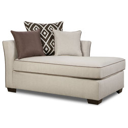 Transitional Indoor Chaise Lounge Chairs by Lane Home Furnishings