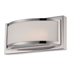 Mercer, 1 LED Wall Sconce, Nickel