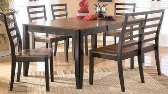 Alonzo Rectangular Table