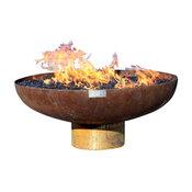 The Font O' Fire Sculptural Firebowl