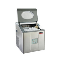 CE North America - Portable Ice Maker, Stainless Steel - Ice Makers