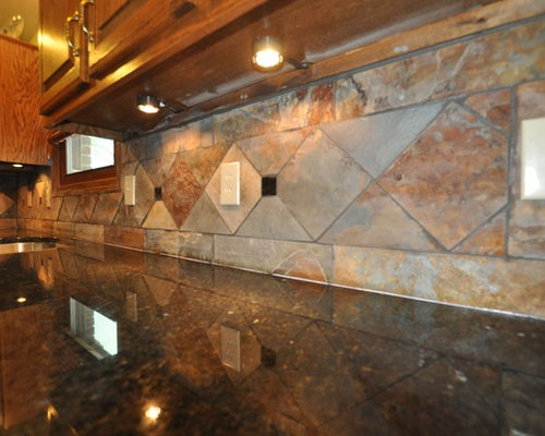 saveemail - Granite Countertops With Backsplash