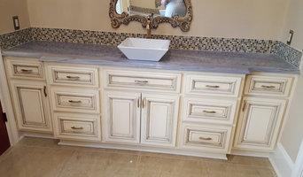 Custom Bathroom Cabinets/Vanities