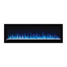 "Alluravision Deep Depth Linear Electric Fireplace, 50"""